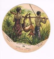Belgisch Congo Belge Collectie La Vache Qui Rit 24 - Autres Collections