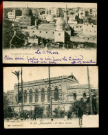BTPYS Egypte Alexandrie Lot De 2 Cartes - Alexandria