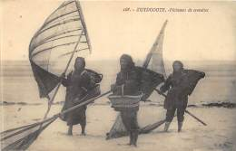 Zuydcoote - Pêcheuses De Crevettes - Altri Comuni