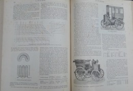 REVUE MAME1896N°110:LE SIEGE DE PARIS/BATAILLES DE LA MARNE/LES AUTOMOBILES/CARDINAL LANGENIEUX - Revistas - Antes 1900