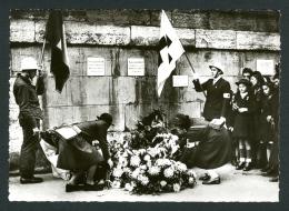 CROIX ROUGE - PARIS, BATAILLE DE FRANCE 1944 - MONUMENT AUX INFIRMIERS DE LA C.R MORTS POUR LA FRANCE - Croix-Rouge