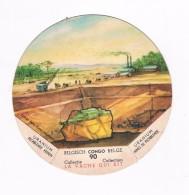 Belgisch Congo Belge Collectie La Vache Qui Rit  90 - Autres Collections