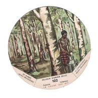 Belgisch Congo Belge Collectie La Vache Qui Rit  102 - Autres Collections