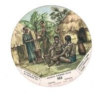 Belgisch Congo Belge Collectie La Vache Qui Rit  103 - Autres Collections