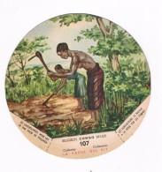 Belgisch Congo Belge Collectie La Vache Qui Rit  107 - Non Classés