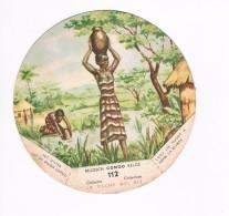 Belgisch Congo Belge Collectie La Vache Qui Rit  112 - Non Classés