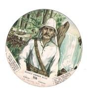 Belgisch Congo Belge Collectie La Vache Qui Rit  116 - Autres Collections
