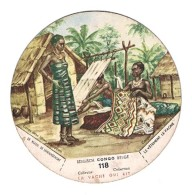 Belgisch Congo Belge Collectie La Vache Qui Rit  118 - Autres Collections