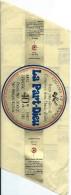 Fromage /La Part-Dieu/ Conservés Dans L'huile D'Olive / Cheeses Of France/Cellerier/VILLEURBANNE/Années 1980    FROM42 - Cheese