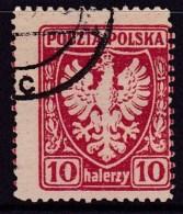POLAND Orzel Private Perf Fi 59 Used - Usados