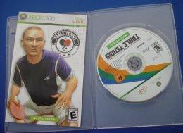 Xbox 360 U.S. Table Tennis - X-Box