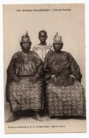 AFRIQUE OCCIDENTALE - FEMMES OUOLOFS - Senegal