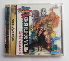 Sega Saturn Japanese : Virtua Fighter Remix GS-9039 - Sega