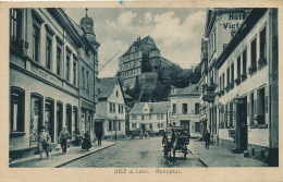 ALLEMAGNE - DIEZ A.d. Lahn - Receptur - Diez