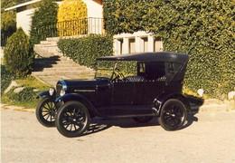 FORD T - 1925,  Edição Museu Do Caramulo, 2 Scans, PORTUGAL - Passenger Cars