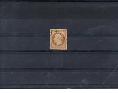 FRANCE 1852 N° 9 OBLITERE - 1852 Louis-Napoléon