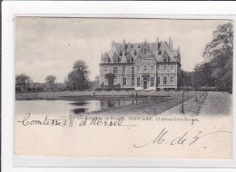 BELGIQUE : Les Environs De Bruges, Oostcamp, Chateau Gruuthuuse - Très Bon état - Belgien