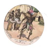 Belgisch Congo Belge Collectie La Vache Qui Rit  161 - Non Classés