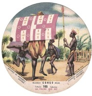 Belgisch Congo Belge Collectie La Vache Qui Rit  165 - Non Classés