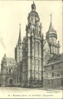 Evreux La Cathedrale Vue Generale - Evreux