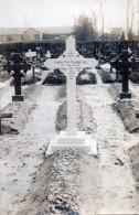 1919 Cimetière Anglais D´Abancourt (Oise) Tombe D´un Soldat Anglais - War Cemeteries