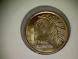 Guinea 1 Franc 1985 - Guinea
