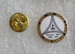 SNCF GET CALAIS TRAVAUX VOIES 1988  1993       YYY   076 - TGV