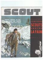 SCOUTISME   SCOUT CONTRE LA FAIM  JANVIER FEVRIER  1964 - Scouting