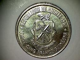 Guinea 25 Francs 1987 - Guinée