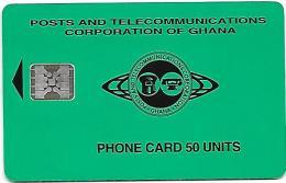 GHANA 50U - Ghana