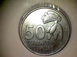 Guinea 50 Francs 1994 - Guinée