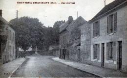 60 Gouvieux Chaumont Rue De Creil 1939 - Gouvieux
