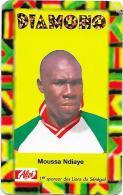 SENEGAL (2 Cartes ) - Sénégal