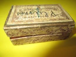 Boite De Plumes Métalliques/BlanzyPoure & Cie/avec 70  Plumes/N°230-1/Pour La Ronde/Boulogne/Vers1900-1925  CAH102 - Plumes