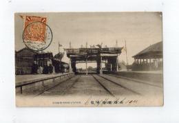SHANHAI-KWAN  Station - China