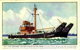 MV SHB SEAHORSE SALVAGE AND BUOY LIFTING VESSEL - Other