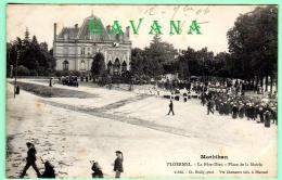 56 PLOERMEL - La Fête-Dieu - Place De La Mairie - Ploërmel
