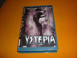 Hysteria Thriller Horror - Old Greek Vhs Cassette Video Tape From Greece - Horreur