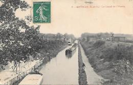 Sevran - Le Canal De L'ourcq - Sevran