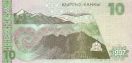KYRGYZSTAN P. 14 10 S 1997 UNC - Kirghizistan