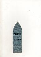 MARQUE PAGE LIBRAIRIE LACOTE A CHARENTON - Bladwijzers