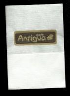 Tovagliolino Da Caffè - Caffè Antigua - Serviettes Publicitaires