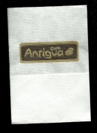 Tovagliolino Da Caffè - Caffè Antigua - Company Logo Napkins