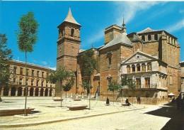 PV151 - POSTAL - INFANTES - PARROQUIA DE SAN ANDRES - Ciudad Real
