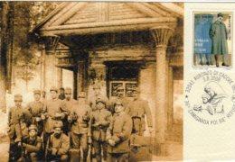 Militari -AURONZO DI CADORE (BL) - 2008 - Val Marzon - La Chiesetta In Legno Costruita Dagli Alpini Durante La G.Guerra- - Patriotic
