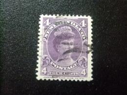 NEWFOUNDLAND TERRANOVA  TERRE NEUVE 1897 - 1901 Duchesse D´York Yvert Nº 69 º FU - Newfoundland
