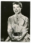 ANNIE FRATELLINI - Signature Sur Photo TEDDY PIAZ- 17 X 23cm - Autographes