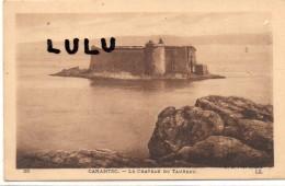 DEPT 29 : Carantec , Le Chateau Du Taureau - Carantec