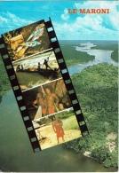 MARONI - Vue Aérienne De Fleuve - Guyane