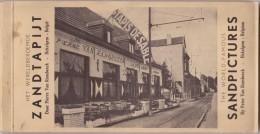 Hekelgem - Pierre Van Ransbeeck - Zand Tapijt - Boekje Met 10 Postkaarten - Affligem